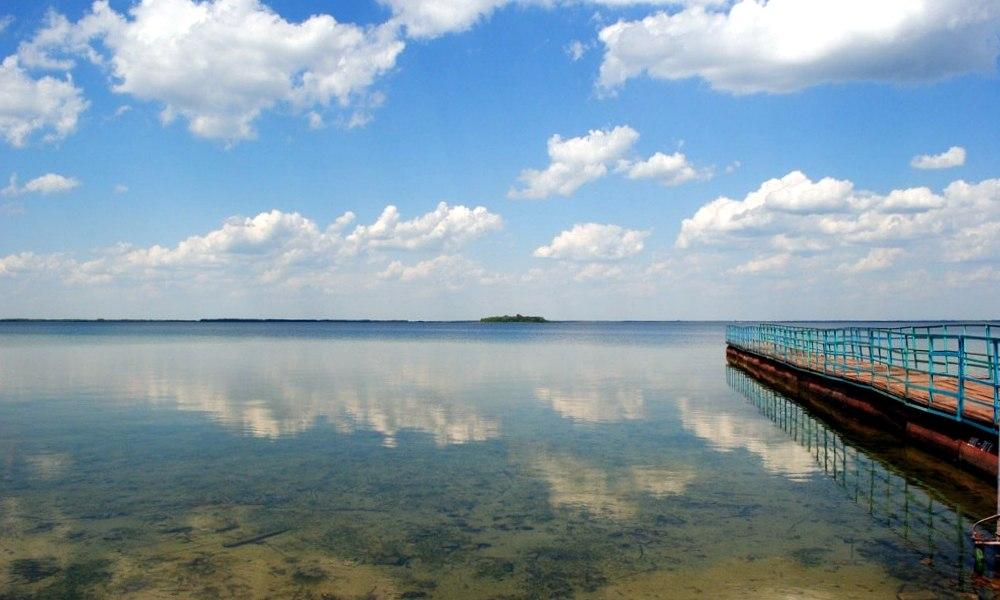 озеро Свитязь, Шацкие озера